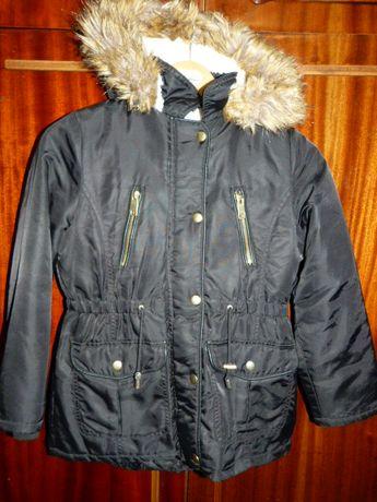 Куртка-парка зима Candy рост 136-140 (8-9 лет)