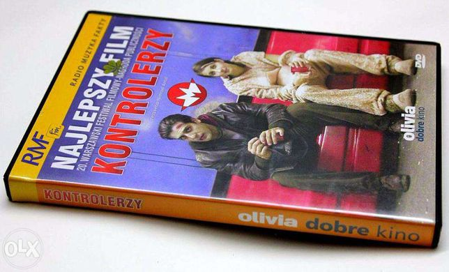 Filmy 8 DVD Kontrolerzy Aviator Traffic Batman...