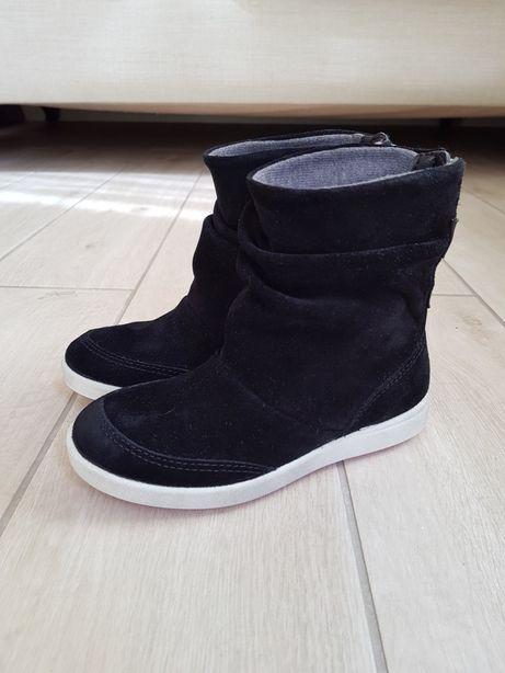 Сапожки весна Ecco 26 27 28 30 31 деми сапоги ботинки чобітки