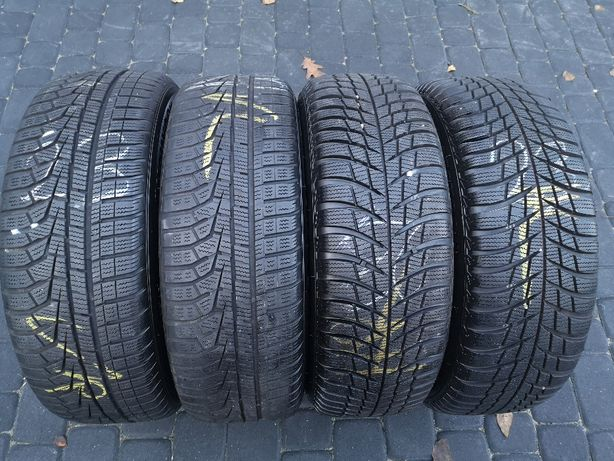 Opony Bridgestone Blizzak LM001 Hankook Winter i*cept evo2 - 205/60/16