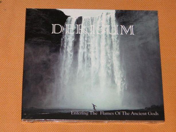 Derisum nowa płyta CD Heavy Metal Black Thrash Dark Death