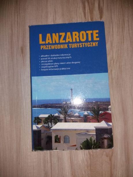 Lanzarote - przewodnik turystyczny i mapa