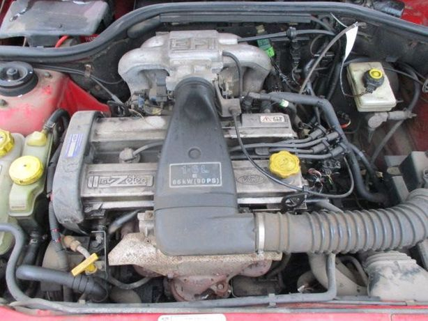 FORD ESCORT VII 1.6 16v silnik blok slupek 66kW