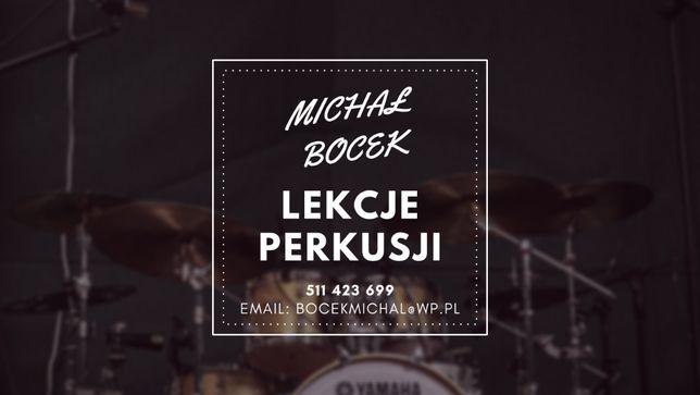 Lekcje Perkusji - [Warszawa Mokotów]