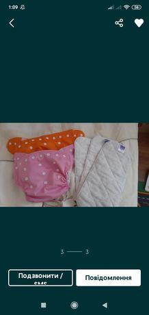 Багаторазові підгузники, трусики памперс