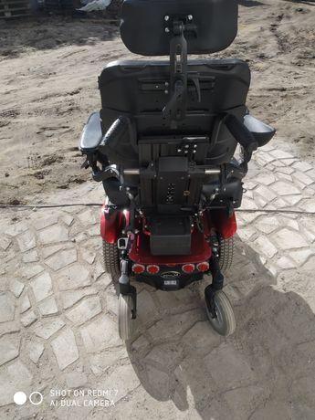 Permobil m400 wózek inwalidzki elektryczny skuter