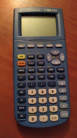 Calculadora gráfica Texas Instruments TI- 82