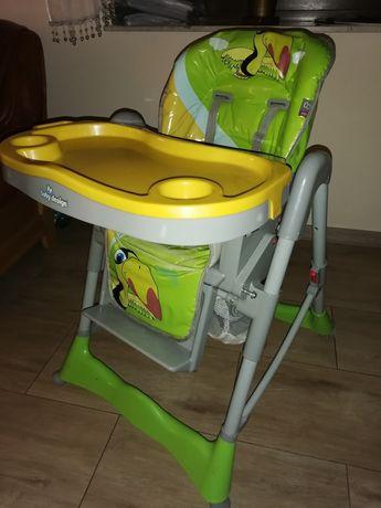 Krzesłko do karmienia