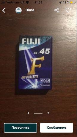 Видео кассета FUJI ec45