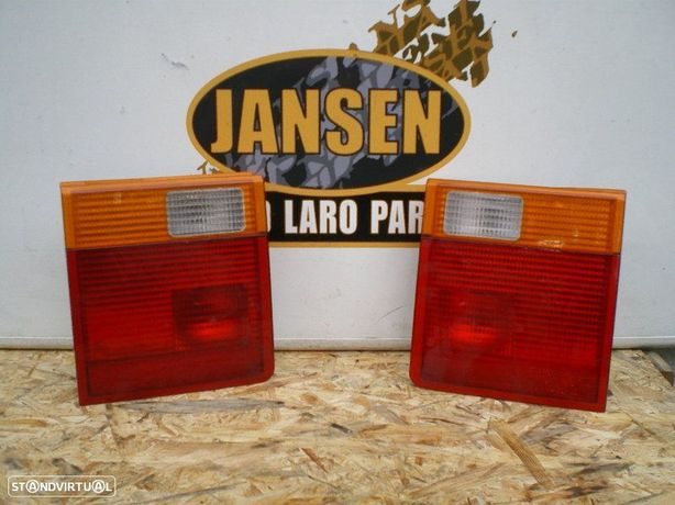 Range Rover P38 farolins piscas laranja esq + drt