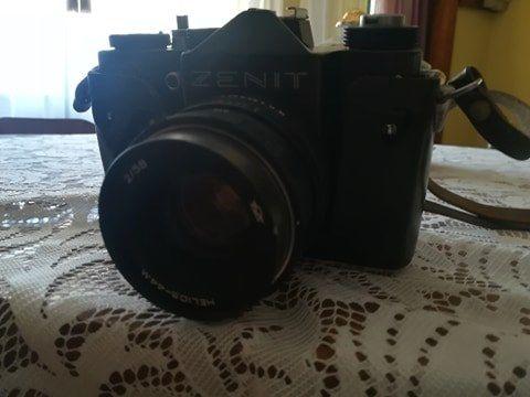 Maquina fotográfica antiga ZENIT