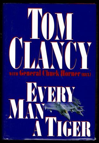 Tom Clancy Every Man A Tiger