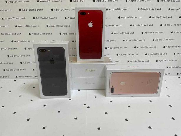 ∎NEW∎ iPhone 7 + Plus 32 Gb **Новый** Black • В наличии все цвета •