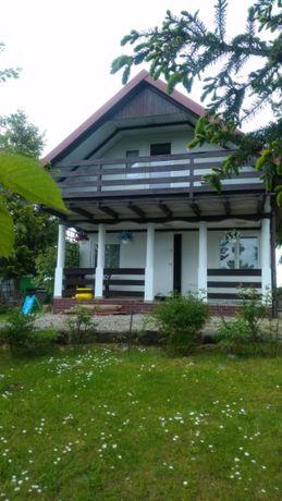 Domek w Rynie - blisko jeziora