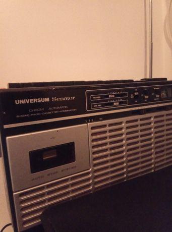 Universum Senator CTR-2370 - radiomagnetofon