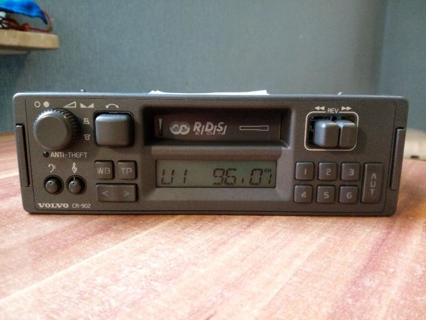 Radio VOLVO cr-902 - 100% sprawne + kod !!