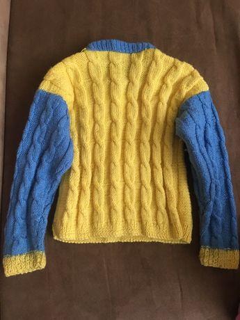 Кофта-светр на хлопчика 1,5-3 роки