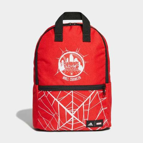 Рюкзак для мальчика адидас marvel spider-man performance