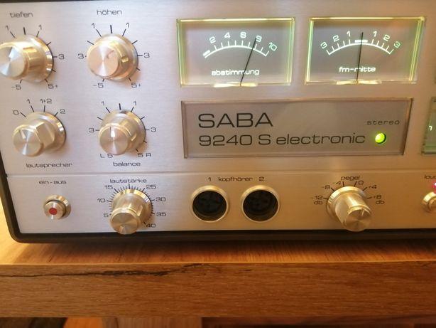 Amplituner firmy Saba model 9240 s.