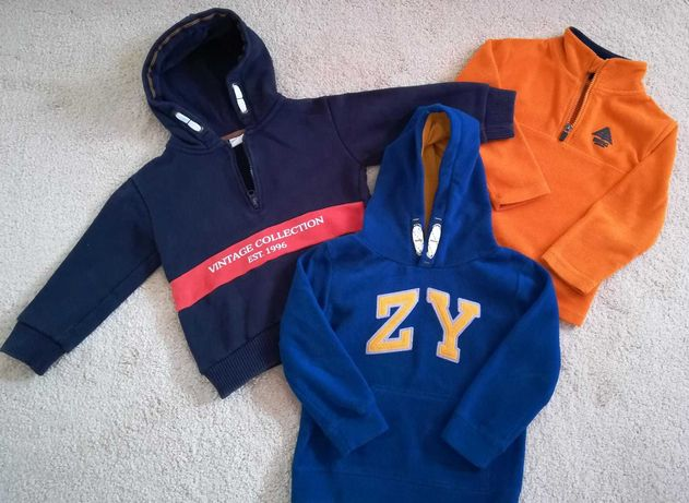 SweatShirts Zippy, Berg, 4/5 anos