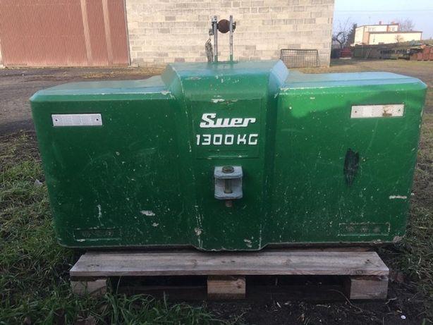 Obciążnik Suer 1300kg