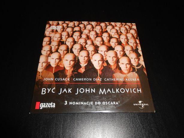Być jak John Malkovich - Film DVD