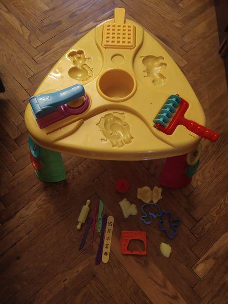 Столик для пластилина