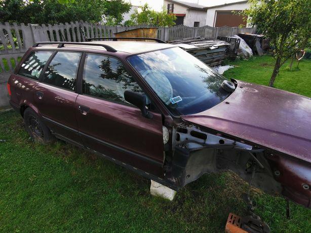 Audi 80 B4 2.3 Avanti, wszystko co na zdjeciach:)