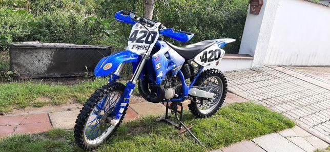 Yamaha YZ250 14Mth po remoncie