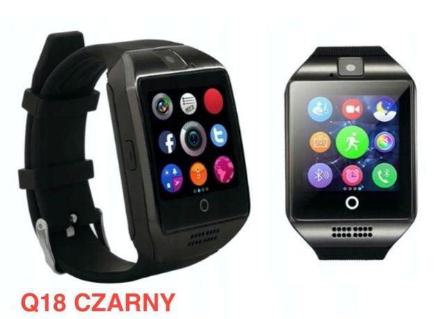 ZEGAREK Smartwatch Karta SIM / SD Aplikacje Kamera MP3