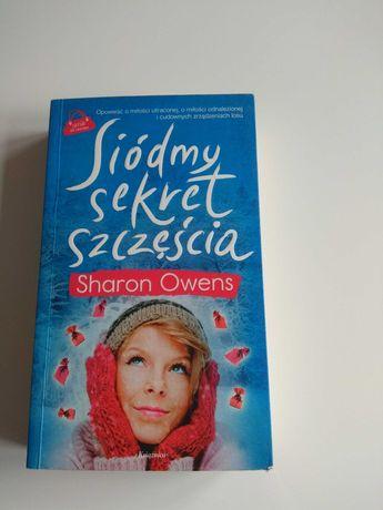 Siódmy sekret szczęścia, Sharon Owens , literatura kobieca