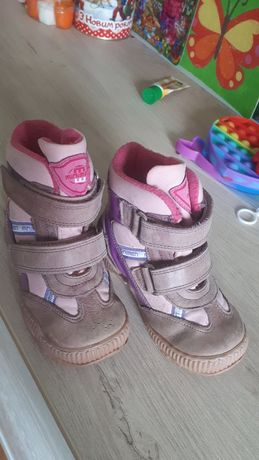 Ботинки minimen зима,минимен р.24