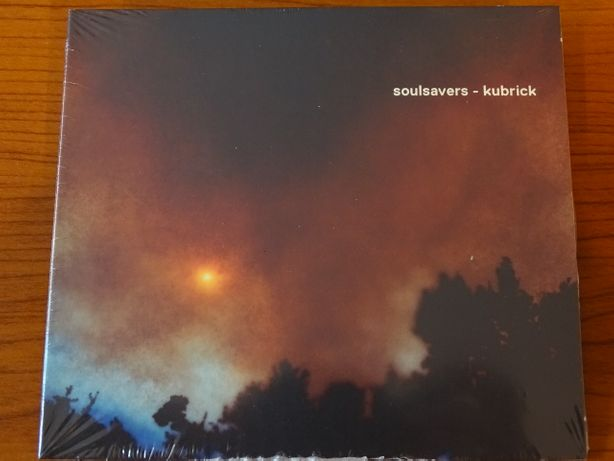 Soulsavers - Kubrick (CD) Dave Gahan, Folia