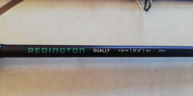 """Wędka muchowa dwuręczna Redington Dually dł. 12'6"""" 350-450 grain"""