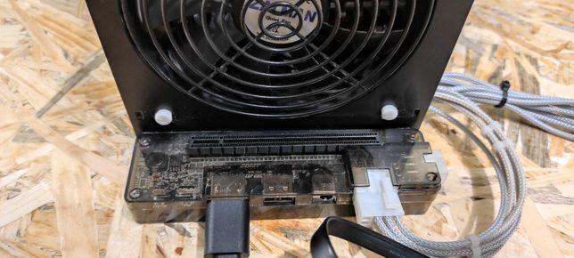 Внешняя видеокарта для ноутбука EXP GDC mini PCI-Express