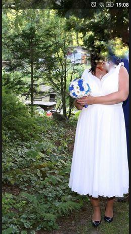 Suknia ślubna 48