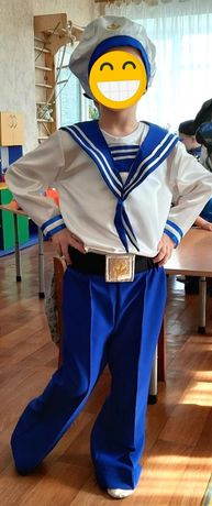 Костюм моряка карнавальный