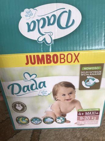 Подгузники Dada extra soft 4+