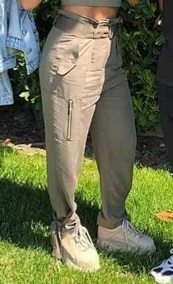 Calças Imperial fashion