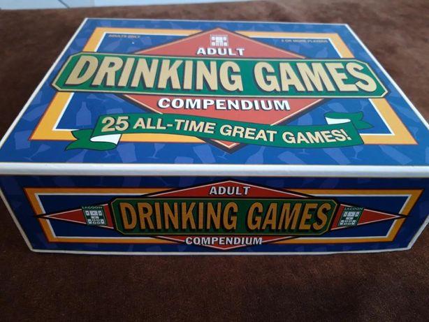 gra impreza dla dorosłych prezent drinking game