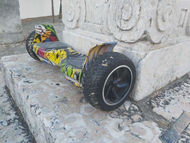 Hoverboard hummer 8.5 polegadas