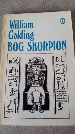 William Golding - Bóg Skorpion