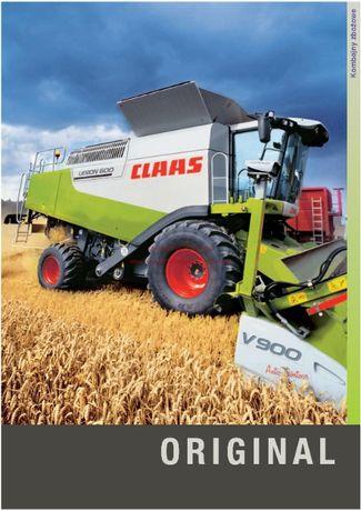 Katalog części kombajn claas Lexion 600