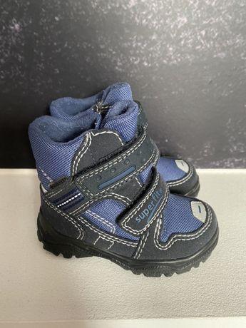 Buty zimowe, śniegowce Super Fit, Gore - Tex