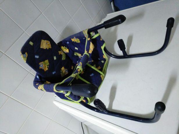 Cadeira portátil mesa PreNatal criança