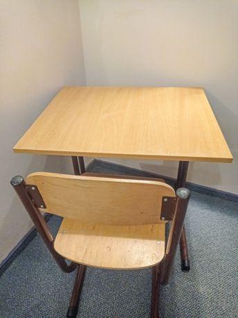 Парта со стулом, 1-4 класс 60х50х58