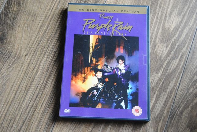 Prince*Purple rain*20th Anniversary/DVD