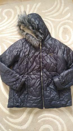 Зимняя женская куртка размер 50