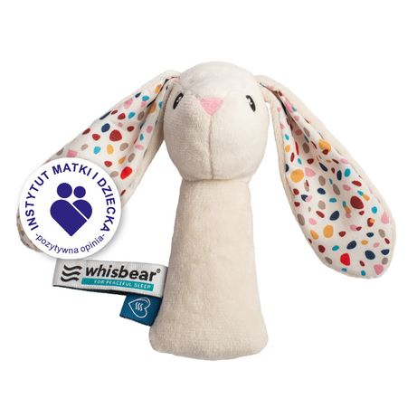 Whisbear Grzechotka królik Króliś Felcia 0+