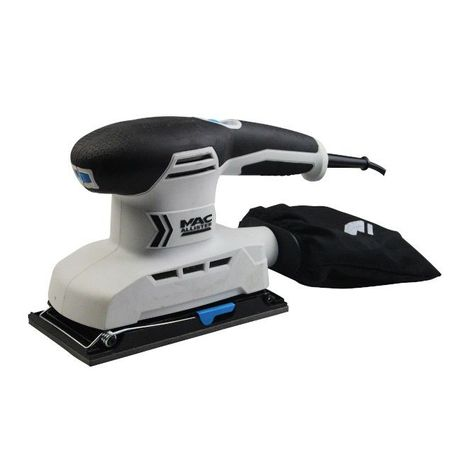 Szlifierka oscylacyjna MacAllister 1/3 200 W MSSS200 Polecam